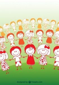 cartoon-criancas-conceito-amizade_23-2147486957